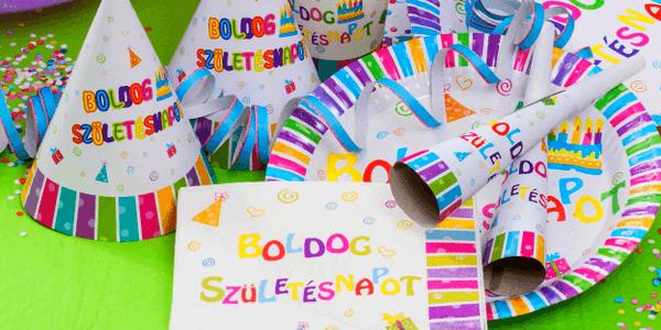 születésnapi buli kellékek Szülinapi kellékek   Pilis Party | Ilyen születésnap minden gyerek  születésnapi buli kellékek
